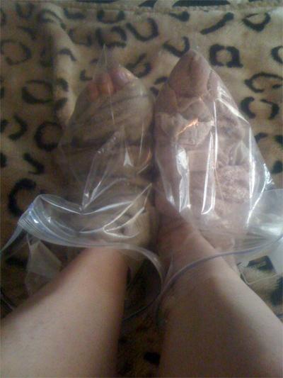 bagged_feet